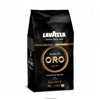 Кофе в зернах Lavazza Qualita Oro Mountain Grown 1 кг. Италия